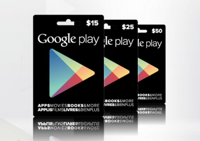 Google Play ギフトカード、日本での発売も間近か カナダで販売開始で発売の可能性が高い国は残り4カ国に