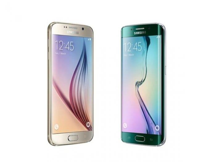 Galaxy S6 Galaxy S6 edge