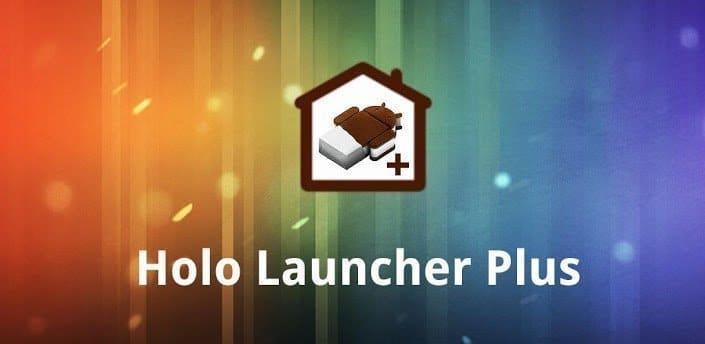 Holo Launcher Plus