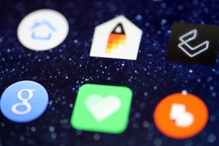 ホームアプリ