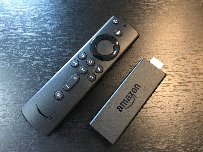 Paravi Amazon Fire TV Stick