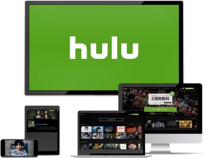 Hulu マルチデバイス
