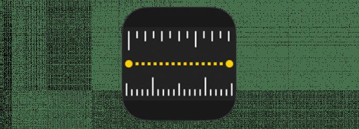 iPhone iOS12から使用できる計測アプリ