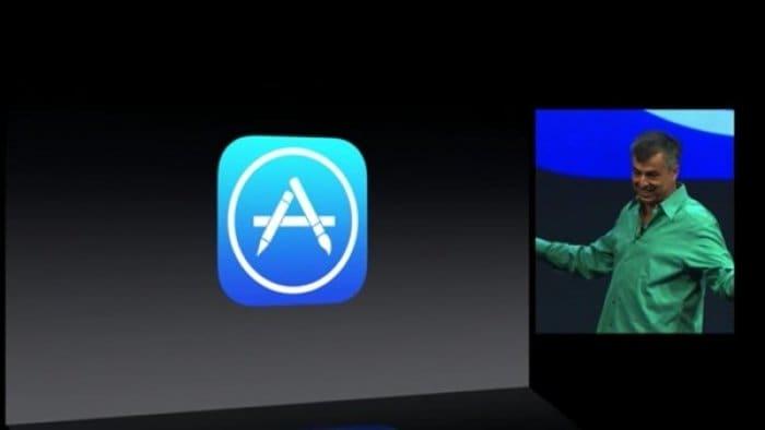 iOS 7 Appstore