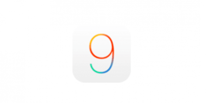 アップル iOS 9