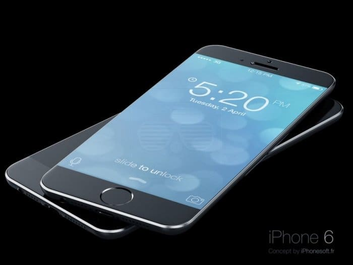 iphone 6 コンセプト