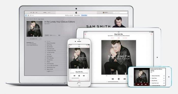 iPhone 音楽 曲 同期 転送