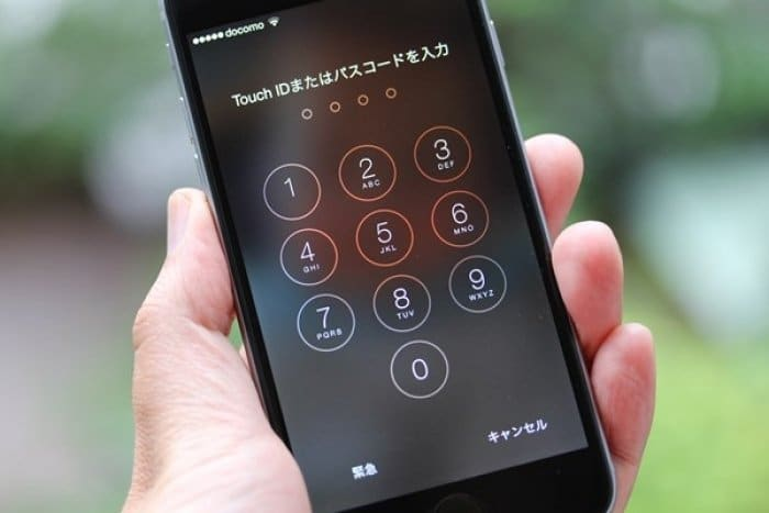 iPhone 履歴
