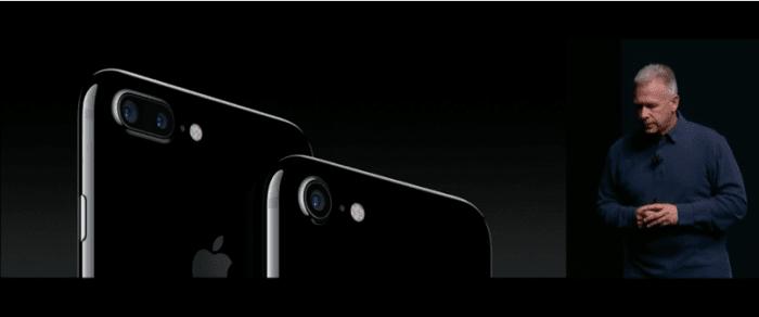 iPhone 7/iPhone 7 Plusのカメラ
