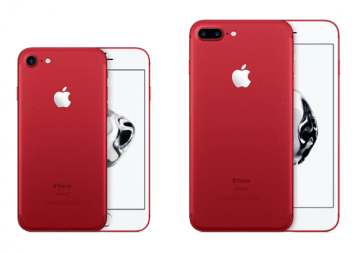 (PRODUCT)RED Special Edition iPhone 7