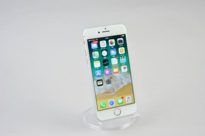 iPhone8 iPhone7 比較 レビュー