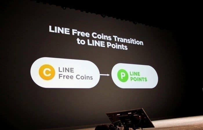 LINE ポイント