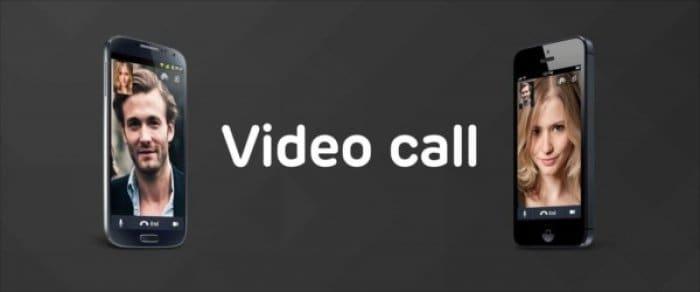 ビデオ通話機能