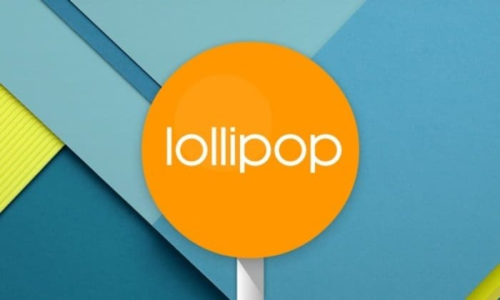 Android 5.0 Lollipop イースターエッグ