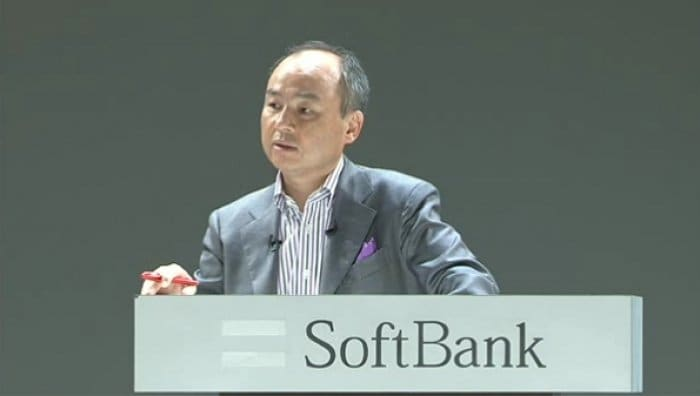 SoftBank孫正義社長
