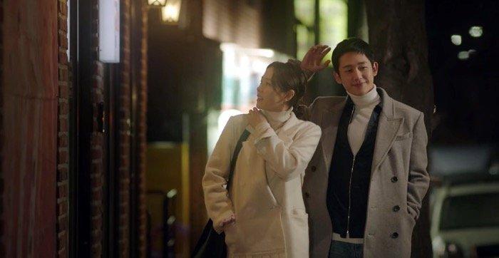 Netflix 韓流ドラマ よくおごってくれるキレイなお姉さん