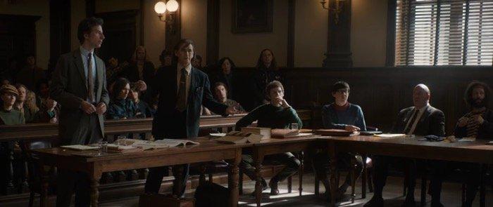 Netflix シカゴ7裁判