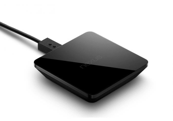 Nexusワイヤレス充電器