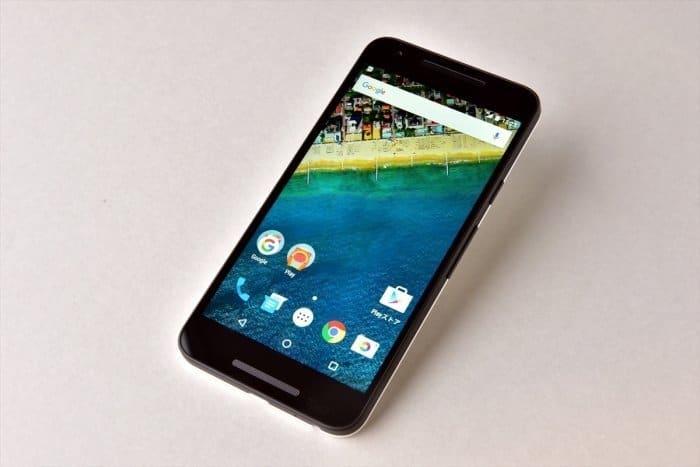 Nexus 5X ドコモ