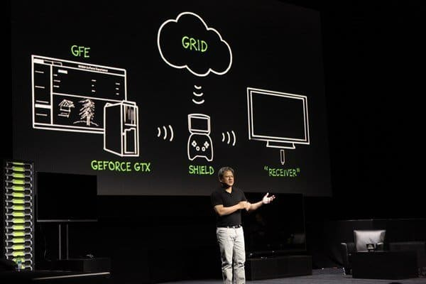 NVIDIA、Project SHIELDを発表