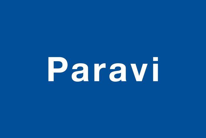 動画配信サービス・サイト Paravi パラビ