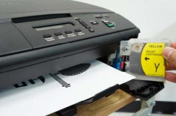 家庭用インクジェットプリンタで電子回路素子を印刷