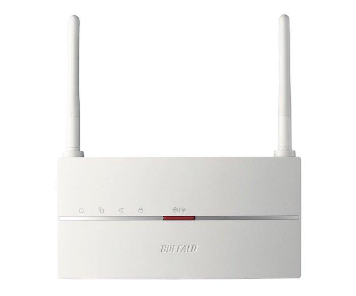 Wi-Fi(無線LAN)中継器の選び方 バッファロー「WEX-1166DHP2 」