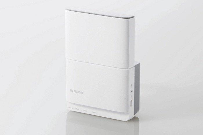 Wi-Fi(無線LAN)中継器の選び方 エレコム「WTC-1167HWH」
