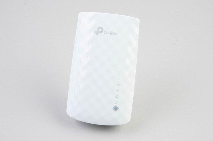 Wi-Fi(無線LAN)中継器の選び方 tp-link「RE200/R」