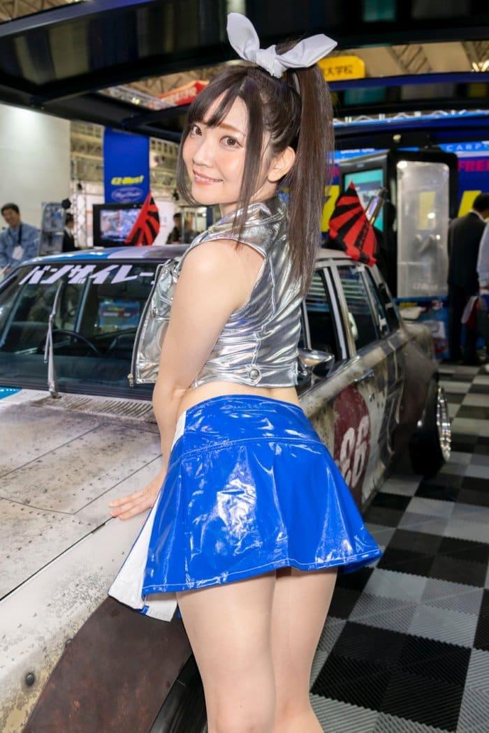 東京オートサロン 2019 コンパニオン 写真 画像