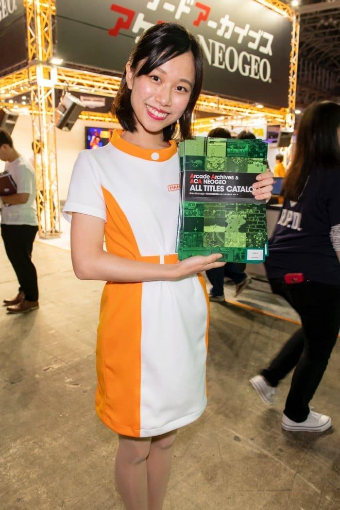 東京ゲームショウ2018 コンパニオン写真ギャラリー その6