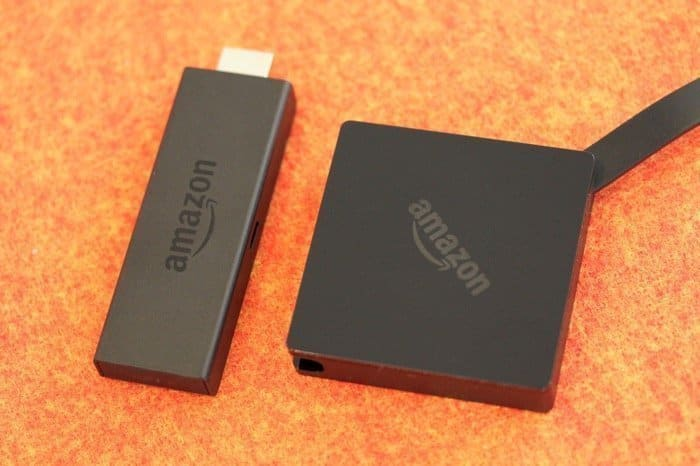 Fire TV StickとAmazon Fire TV(第3世代)