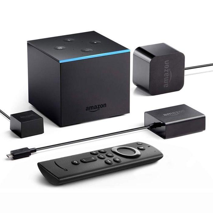 アマゾン Fire TV Cube