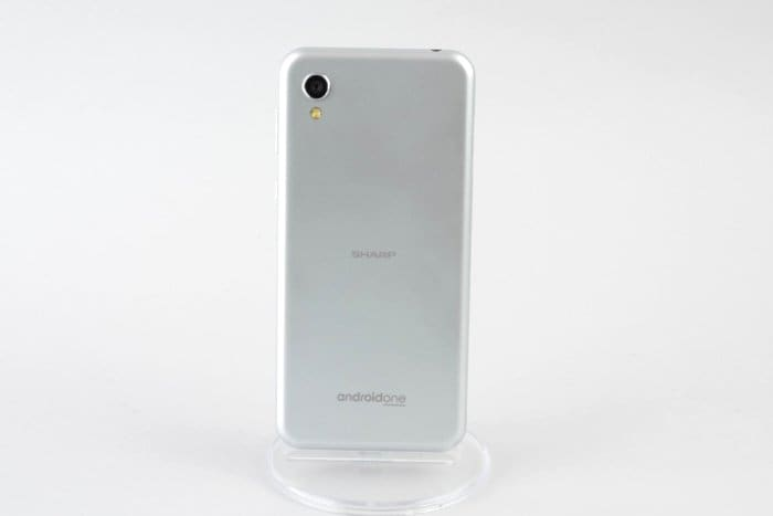 Android One S5 レビュー ワイモバイル