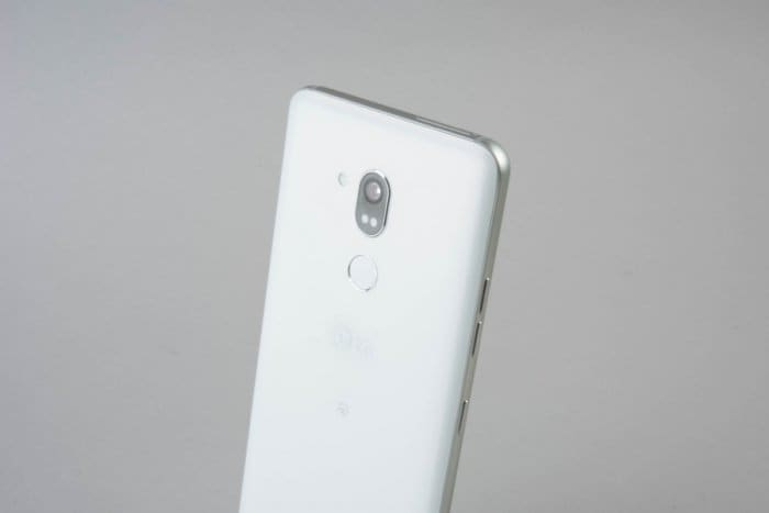 Android One X5 レビュー ワイモバイル
