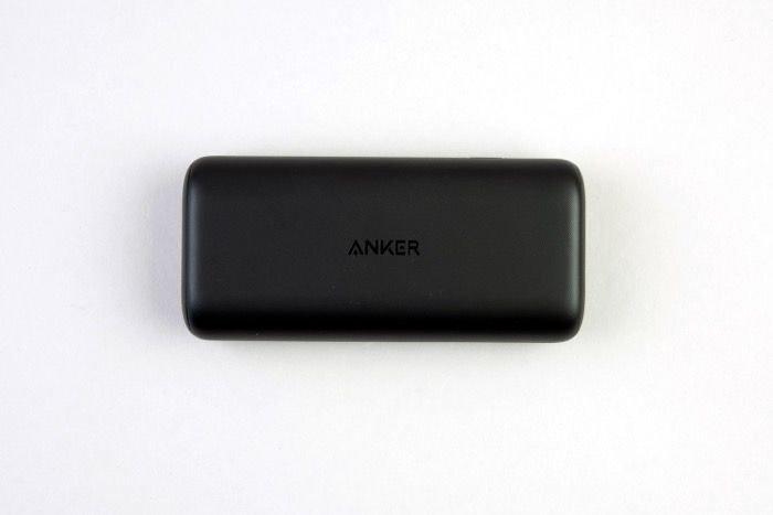 Anker PowerCore 10000PD レビュー モバイルバッテリー