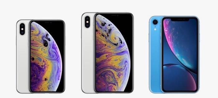 iPhone XS/iPhone XS Max/iPhone XRの特徴・スペックをざっくり比較 気になる価格・予約開始日・発売日はどうなった?