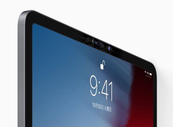 iPad Pro:Face ID採用