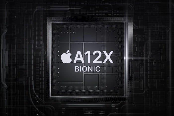 iPad Pro:A12X BIONIC
