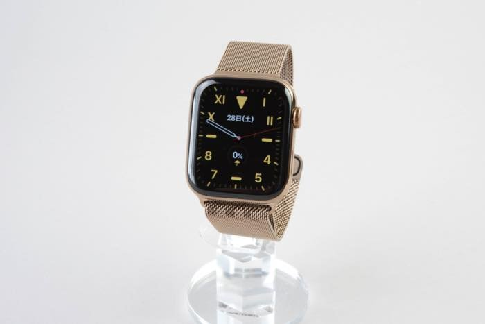 Apple Watch Series 5 レビュー