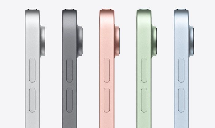 iPad Air カラー