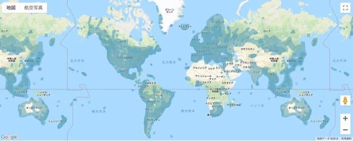 Google ストリートビュー 地図