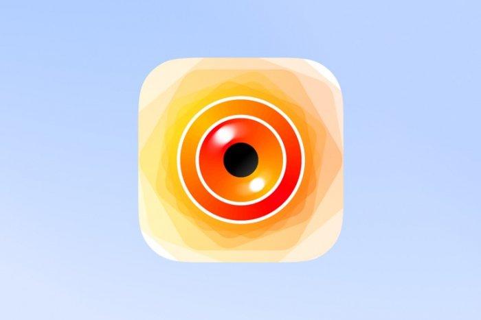 写真加工アプリ ぼかし丸