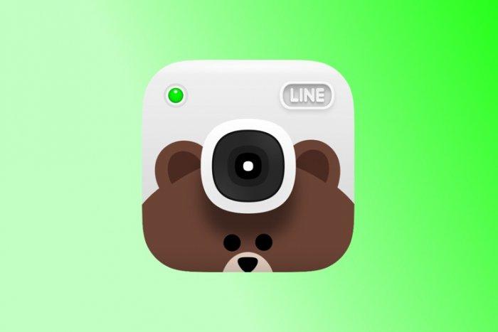 写真加工アプリ LINE Camera