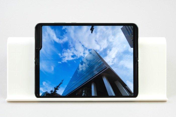 Galaxy Fold 2画面