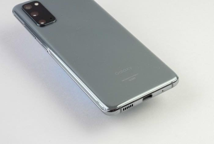 Galaxy S20 5G  レビュー