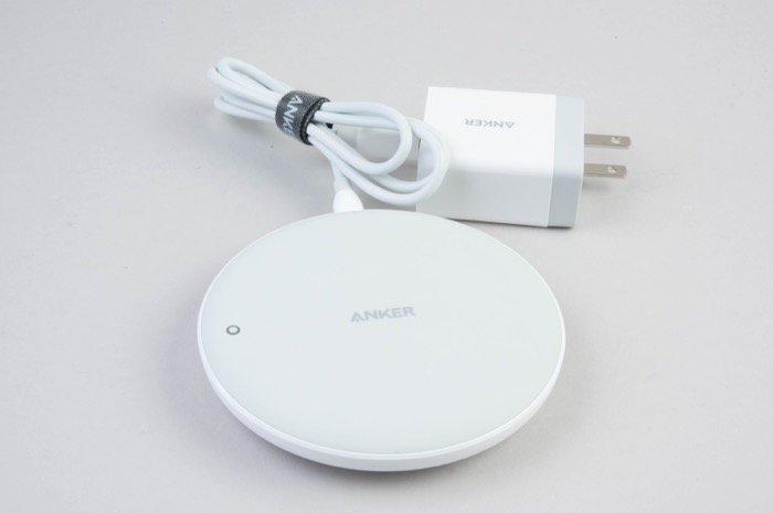 ワイヤレス充電器の選び方 Anker PowerWave 7.5 Pad(Anker)