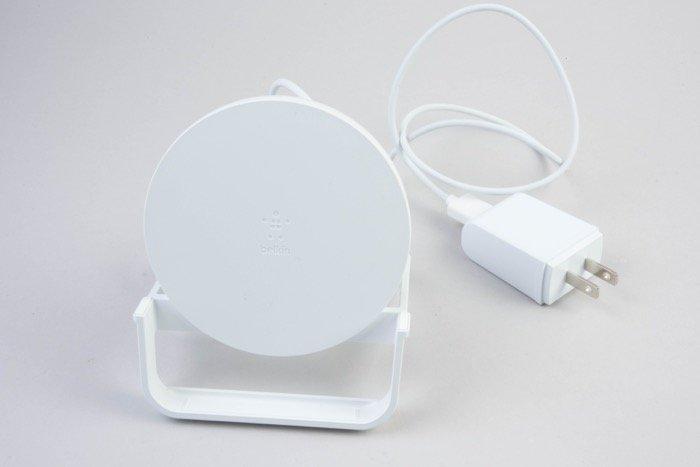 ワイヤレス充電器の選び方 BOOST UP ワイヤレス充電スタンド(ベルキン)