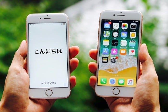 iPhone:バックアップ
