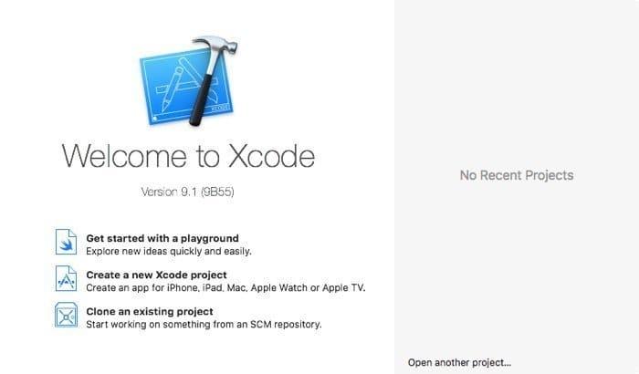Xcodeでスクリーンショット撮影